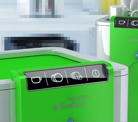 Electrolux One Glass Dishwasher