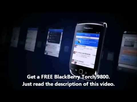 Are you from US? Get a chance to win a free BlackBerry Torch 9800 by Clicking on the image  And simply entering your name and e-mail. NO CATCH!    You will not have to spend a single cent and it only takes a few moments. THIS OFFER IS FOR US RESIDENTS ONLY!