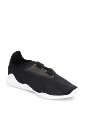 PUMA Mostro Strapped Sneakers. #puma #shoes #sneakers