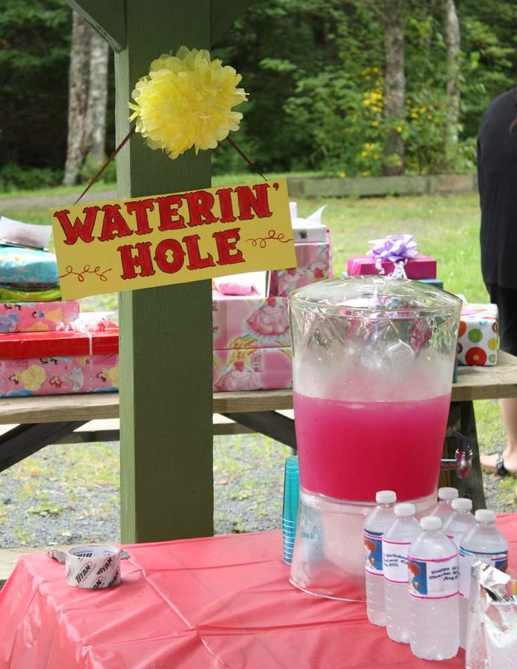 Toy Story Jessie Cowgirl Birthday Party Ideas   Photo 1 of 29   Catch My Party
