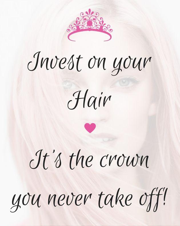 Τα όμορφα και υγιή μαλλιά είναι το κλειδί της επιτυχίας!