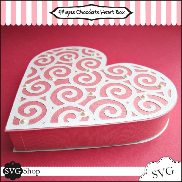 chocolate filigree templates - 41 best cricut valentine 39 s day images on pinterest