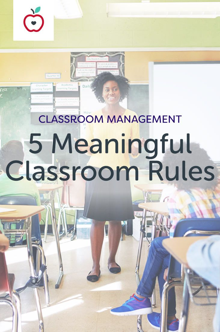 If we all share certain standards of behavior for our children, why not set that expectation clearly and firmly by creating, explaining, and practicing rules that really mean something?
