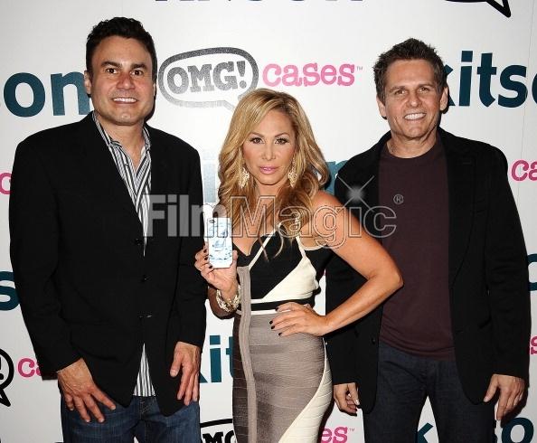 Phil, Joe, & Adrienne Maloof   OMGCase Launch Party ...