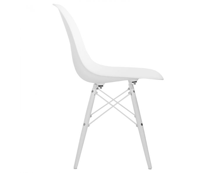 Charles Dining Chair White Spindles - Furniture | Weylandts South Africa