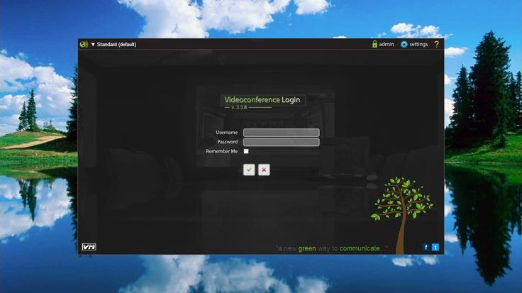 Nuova interfaccia di VM Collaboration (piattaforma di videoconferenza web)