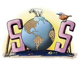 Resultado de imagen para contaminacion del medio ambiente dibujos animados