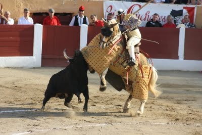 Bullfight at the Ceret de Toros