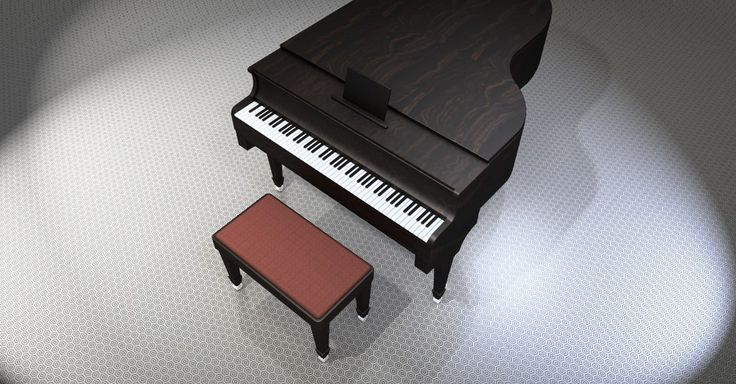 Playing piano is very rewarding. Best of all, it is fun. An artist, who plays Beethoven's work on a grand piano, is an absolute wonder.