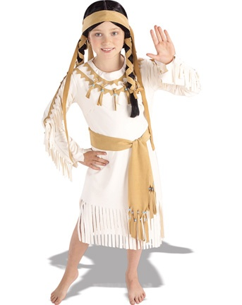 native princess girl child costume - Native American Costume Halloween