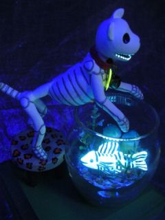Day of the Dead Halloween Fish Bowl: From 5 Super Clever Halloween Fish Bowl Decorations