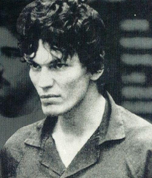 Richard Ramirez, The Night Stalker  Richard was arrested for thirteen murders, five attempted murders, six rapes, three lewd acts on children, two kidnappings, three acts of forced oral copulation, four counts of sodomy, five robberies and fourteen burglaries. He was convicted on forty-six of those counts at 2:20 on September 20th, 1989, in a Los Angeles county courtroom in California