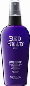 Bed Head by TIGI Dumb Blonde Toning Protection Spray