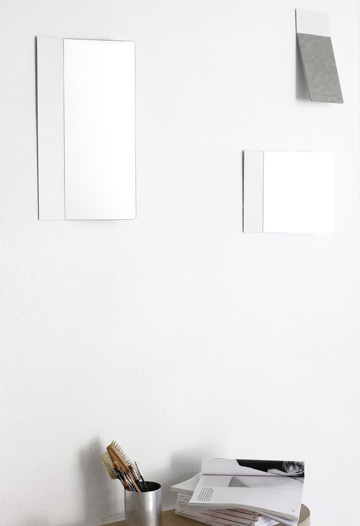 fold mirrors by normann copenhagen