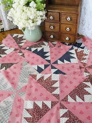 Mountain Star Quilt - Retro Barn Country Linens