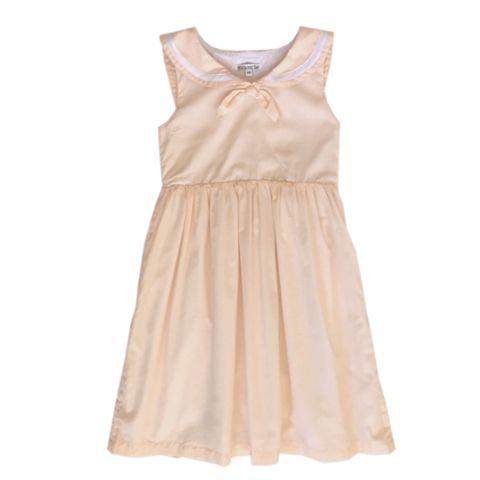 Minouche_Olivia dress - peachy pink - The Child Hood