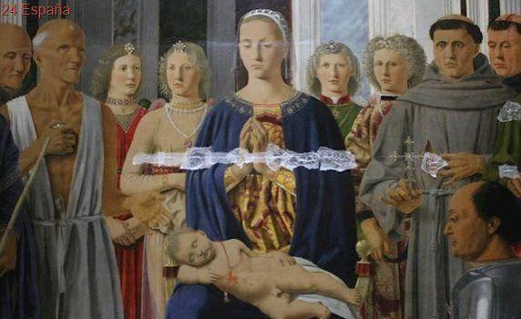 Las bajas temperaturas dañan dos pinturas renacentistas en Milán