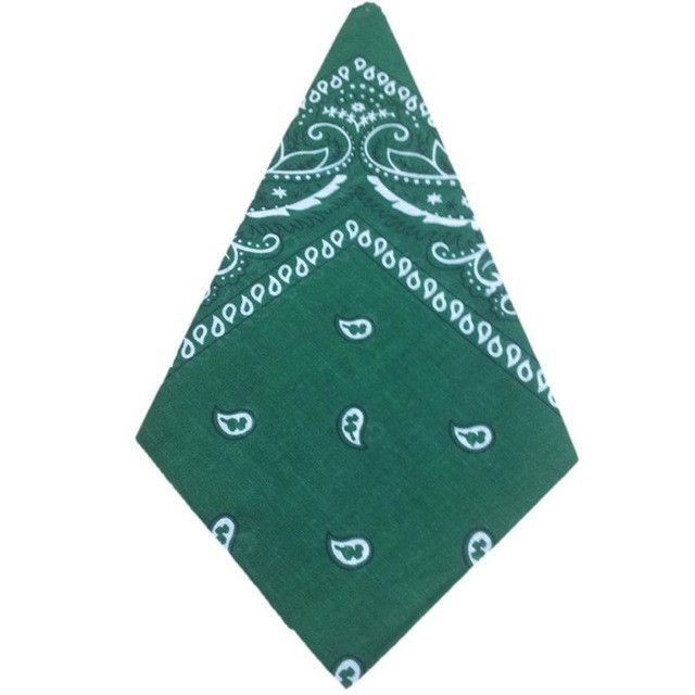 high quality Fashion Women Bandana Scarf Square Head Scarf Bandanas Headwear 6 Colors scarves #LSIN