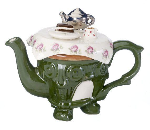 Novelty Tea Kettles ~ Images about novelty teapots on pinterest tea