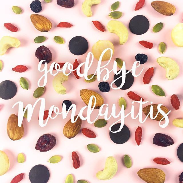 Move over Mondayitis! With cashews, raw almonds, raw macadamias, pumpkin seeds, dried blueberries, dried goji berries, dried cranberries & of course, extra dark chocolate buds...our 'Heart and Soul Mix' has just what you need... there's just no room for wintery Monday blues! Have a great week everyone. #cashews #macadamia #darkchocolate #energyfood #antioxidants #mondayitis