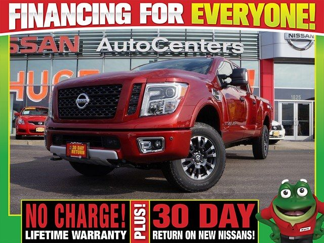 New 2016 Nissan Titan 4x4 Crew Cab PRO-4X Truck for sale in Wood River IL