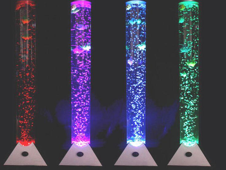 Details About Colour Changing Led Sensory Mood Bubble 5