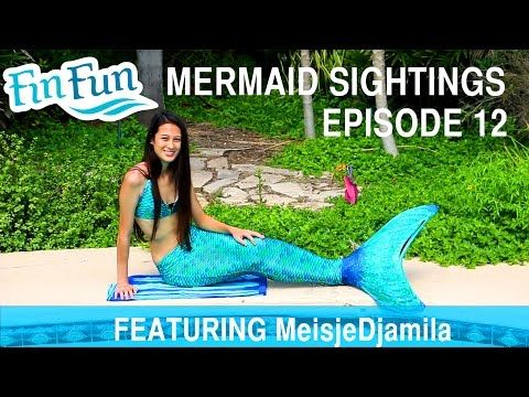 Episode 12 reveals mermaids from Holland! Watch now to find out more!