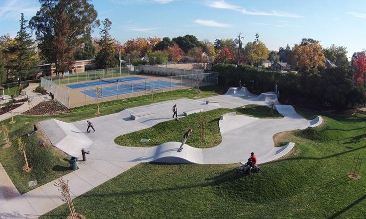skate park circle, City of Sacramento