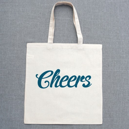 Guest Gift Bags - Custom Print Totes