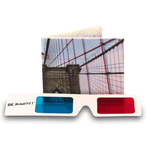 New: 3D Bridge Mighty Wallet (R175) - Avaliable here; http://ow.ly/nQ1Th #Mantality