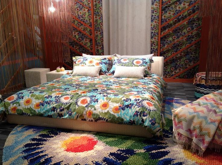 interior textiles from Missoni