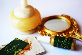 Li'zar: Сухое масло для тела «Сitrus paradise»