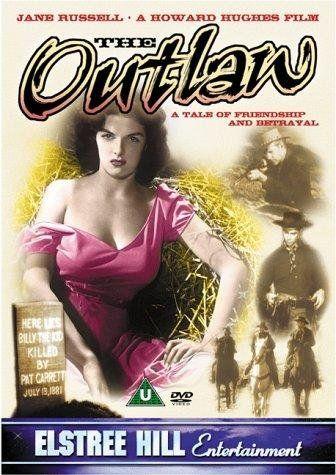 The Outlaw / HU DVD 8834 / http://catalog.wrlc.org/cgi-bin/Pwebrecon.cgi?BBID=9086964