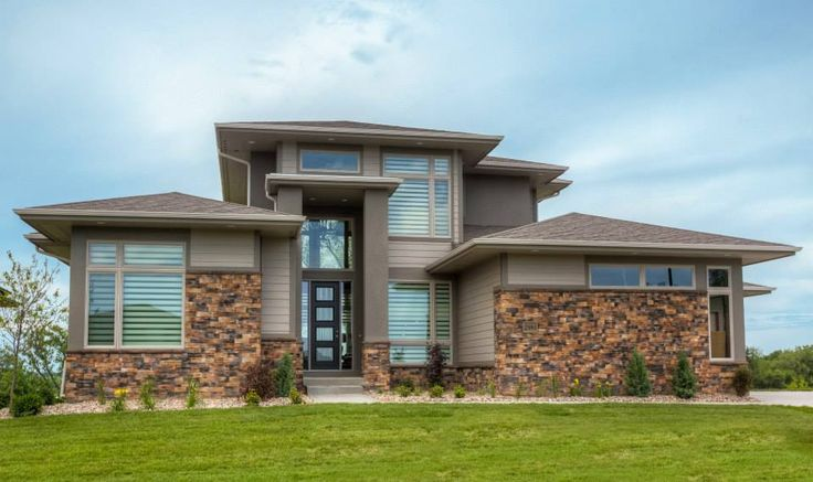 30 best Prairie Style Homes images on Pinterest Beautiful homes - best of blueprint homes des moines ia