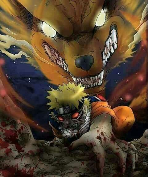 Nine Tails Jinchuriki: 4459 Best ANIME/CARTOONS Images On Pinterest