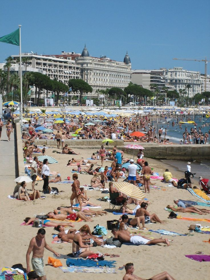how to say beach in french