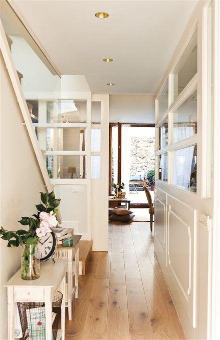 17 mejores ideas sobre pasillo de entrada estrecho en for Mueble pasillo estrecho