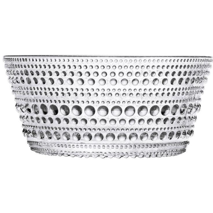 Kastehelmi skål, klar från Iittala – Köp online på Rum21.se