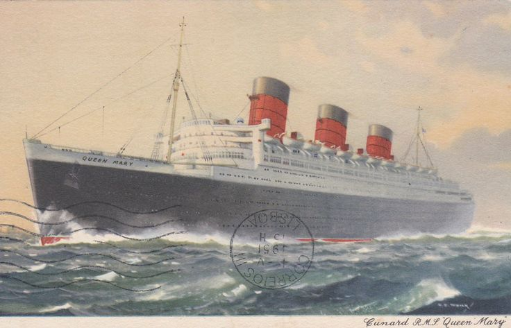 "RMS ""Queen Mary"""