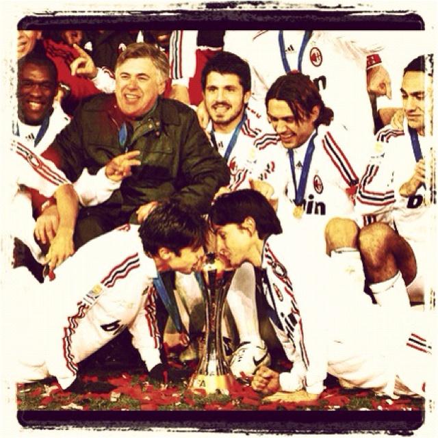 INEGUAGLIABILI #Maldini #Ancelotti #Kakà #Inzaghi #Seedorf #Nesta #Gattuso