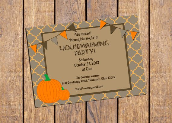 20 best Housewarming party invitations ideas from DIY Party - fresh invitation wording house party