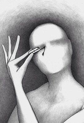 A veces abrir los ojos duele...