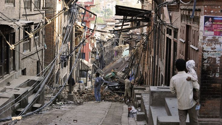Collapsing Buildings Were The Most Dangerous Part Of The Nepal Earthquake--What Could Make Them Better? | Co.Exist | ideas + impact