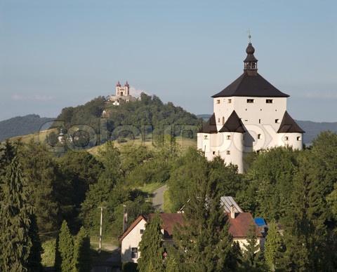 New castle, Banska Stiavnica , Slovakia