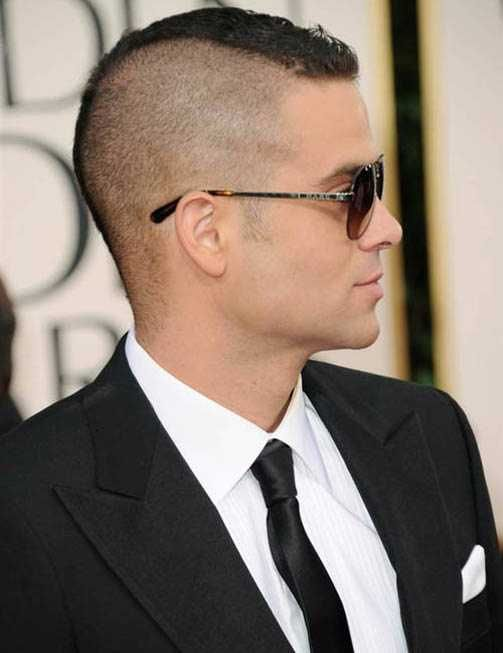 Recon Mens Hairstyle 2016