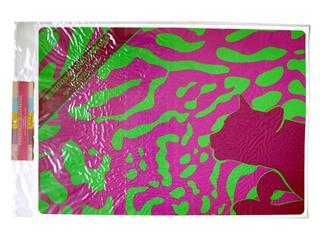 Laptop Cover (ECO)PERUAS 5 [Jaguatirica] Adesivo vinílico estampado para aplicar como cobertura externa a um laptop de 15.6 polegadas. À venda online no L I M O N A D A B I Z !