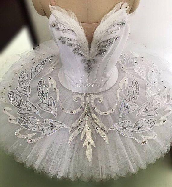 WS-001 White Swan Professional Ballet Tutu
