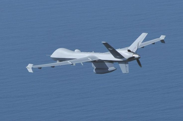 The Trump Administration has approved a $2 billion sale of Guardian MQ-9B unarmed drones to India for maritime surveillance. The approval comes at a time when leaders of both the nations prepare for their first face-to-face meeting. The Guardian is a modified maritime patrol variant of the... http://i-hls.com/archives/77248 -