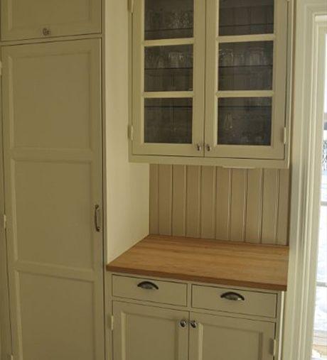 Utan panelfront – Rönnerholms Inredning | Platsbyggda kök