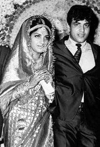 Jeetendra and wife Shobha Kapoor